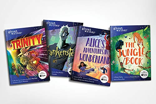 Ghostwriter Series Book Set: Mystery Books for Kids