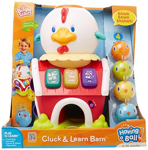 Bright Starts, Cluck & Learn Barn