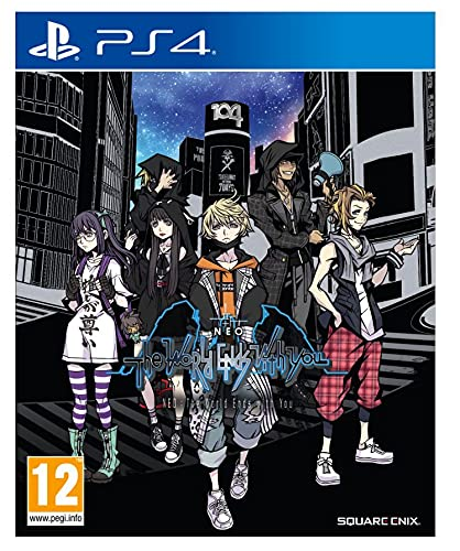 Neo:The World Ends With You PS4 ESP
