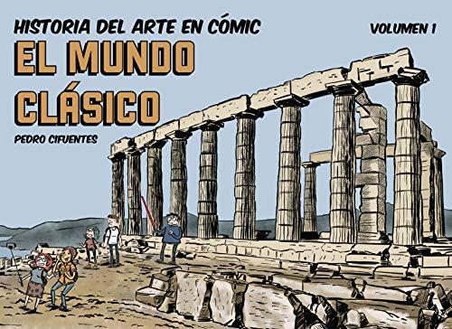 Historia del arte en cómic. El mundo clásico: 1