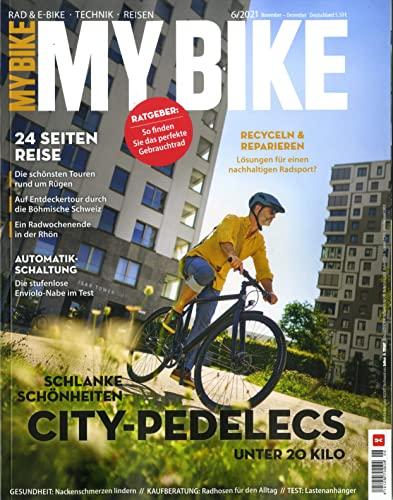 My Bike 6/2021