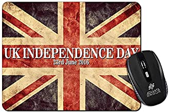 Brexit, British Flag Independence Day 2016 Computer Mouse Mat Christmas Gift Ide
