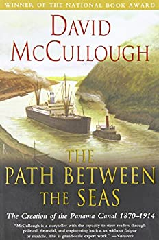 Paperback Path Between the Seas : The Creation of the Panama Canal, 1870-1914 Book