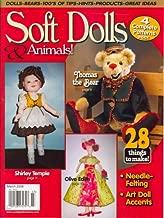 Soft Dolls & Animals, March 2008 Issue