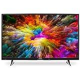 Medion X15581 138,8 cm (55 Zoll UHD) Fernseher (Smart-TV, 4K, HDR, Triple Tuner, DVB-T2 HD, Neflix App, PVR, DTS, Bluetooth)