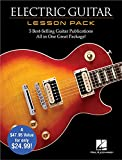 Electric Guitar Lesson Pack: Boxed Set with Four Books & One DVD (GUITARE)