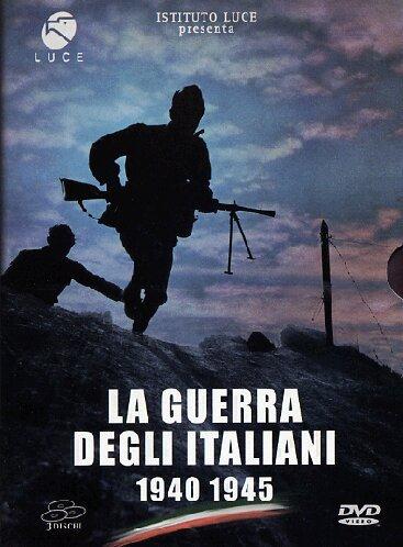 La Guerra Degli Italiani 40-45 (Box 3 Dvd)