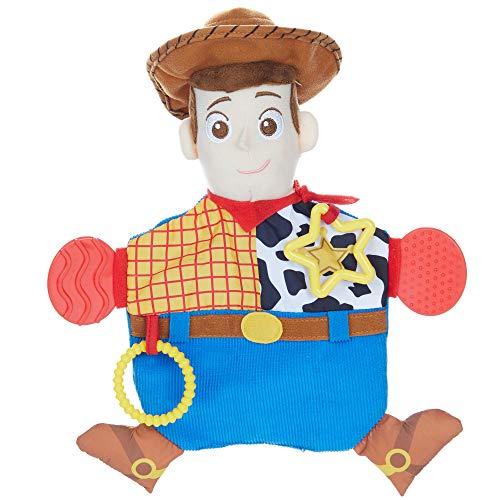 Disney Baby Pixar Toy Story Woody Activity Teether Blanket