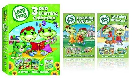 Leapfrog Learning Set