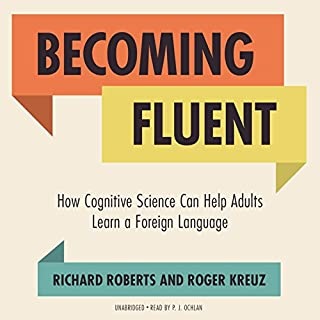 Becoming Fluent audiobook cover art