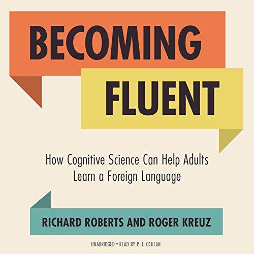 Becoming Fluent audiobook cover art