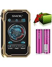 Smok G-Priv 3 230W Luxe Edition Starter Set sigaretta elettronica TC Vape Box Mod TC kit Sigaretta elettronica (solo mod)- senza nicotina,senza tobacco(D'oro)