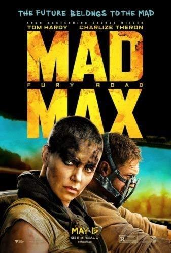 映画ポスター マッドマックス MADMAX 2015 怒りのデスロード 【59.4cm×42cm】US版 hi2 [並行輸入品]