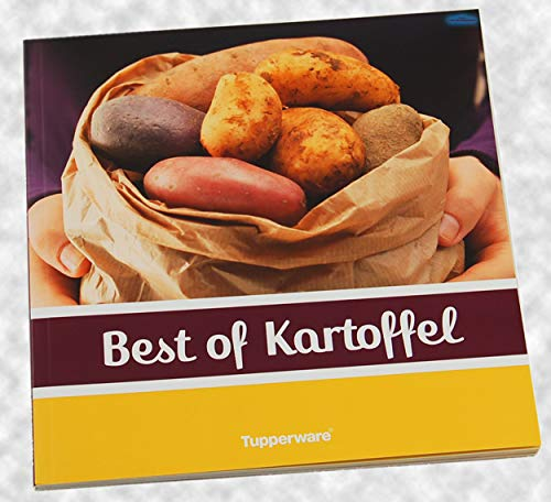 Tupperware® Kochbuch Best of Kartoffel ca. 50 tolle Rezepte E49...