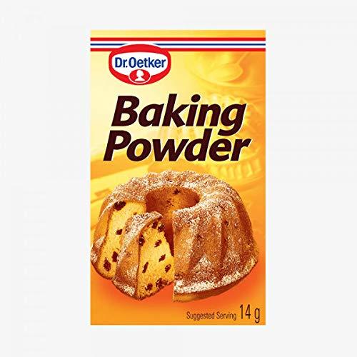 Dr. Oetker Baking Powder, 0.5oz.(Pack of 6)