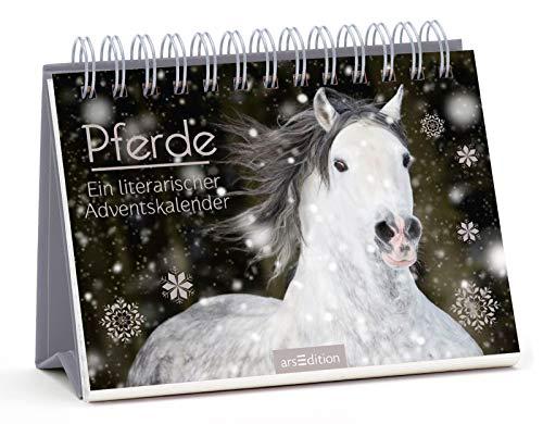 Pferde: Ein literarischer Adventskalender