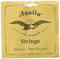 Aquila アクィーラ テナーウクレレ用弦 Low-Gタイプ 76センチメートル 4弦巻線 AQ-TLW 15U