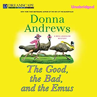 The Good, the Bad, and the Emus audiobook cover art