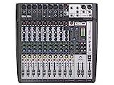 Soundcraft Signature 12MTK consola analógica 12Vías negro