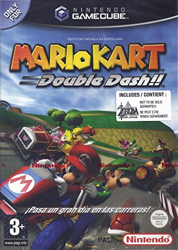 Mario Kart Double Dash + The Legend of Zelda Collector 's Edition