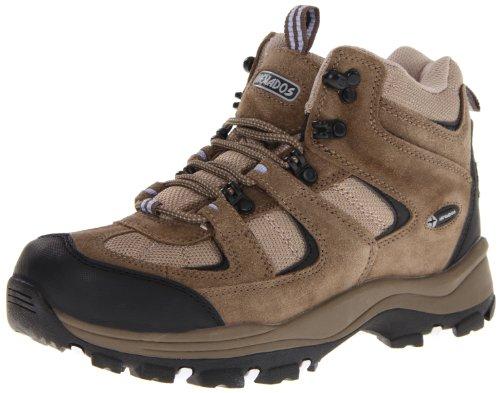 Nevados Women's Boomerang II Mid V1082W Hiking Boot,Dark Brown/Black/Light Purple,8.5 W US