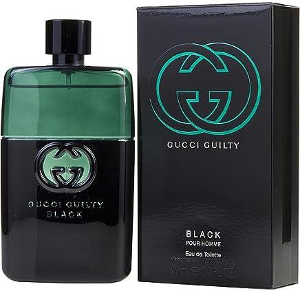 24904aafcf Amazon.com : Gucci Guilty Black Pour Homme Fragrance Collection 3.0 ...