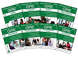 Manhattan Prep GRE Strategy Guides