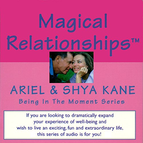 Magical Relationships audiobook cover art