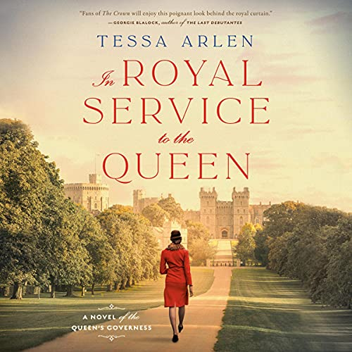 In Royal Service to the Queen cover art