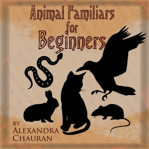 Animal Familiars for Beginners audiobook cover art