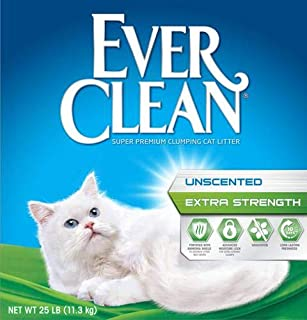 Fresh Step CLOROX PETCARE Products Ever Clean Extra Strength Pet Litter