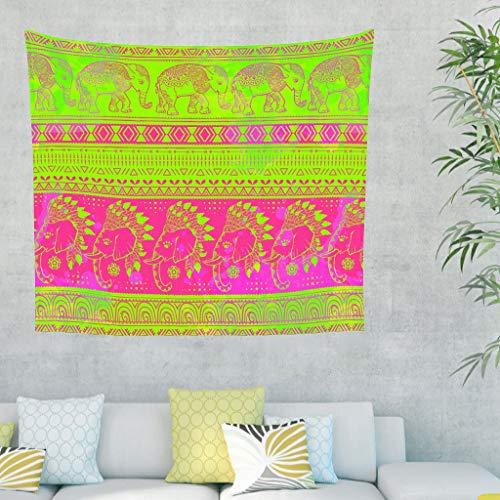 BOBONC muur ophangen Throw Bedsprei, kwaliteit hippie voor bed Dorm Decor