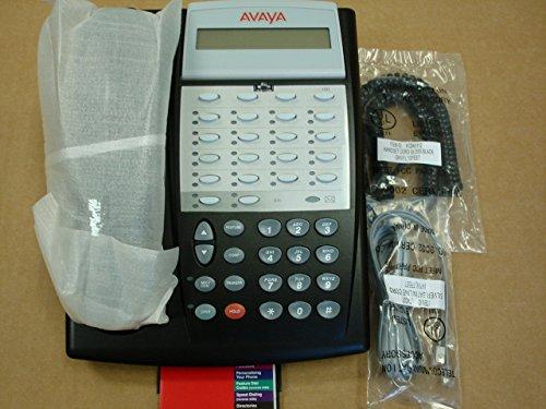 Avaya Partner 18D Phone (Series 2) Black (Renewed)