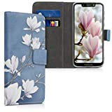 kwmobile Wallet Case Compatible with Motorola Moto G7 Play