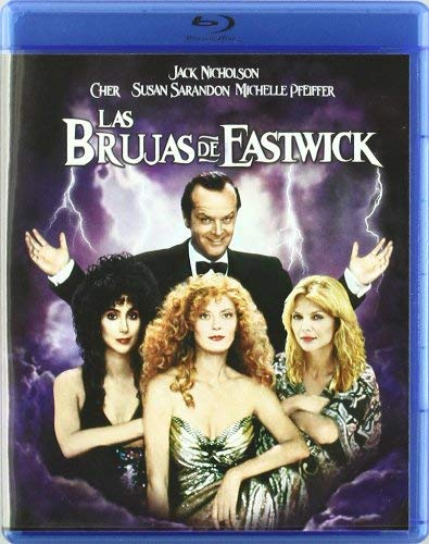 Las Brujas De Eastwick / The Witches of Eastwick (Blu-Ray)