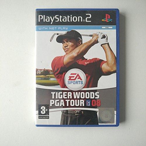 Tiger Woods PGA Tour 08 (PS2) [Importación inglesa]