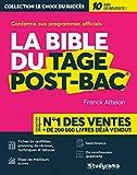 La bible du TAGE post-bac®