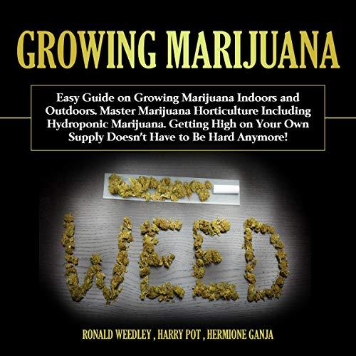 Couverture de Growing Marijuana
