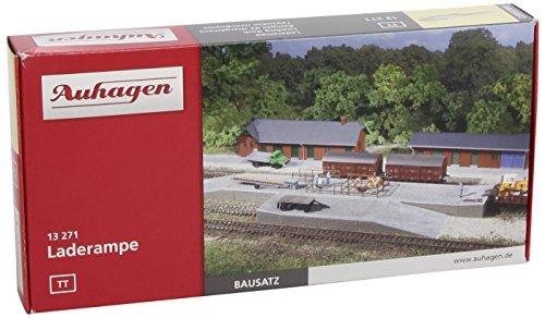 Auhagen - 13271 - Modélisme Ferroviaire - Bâtiment - Rampes De Chargement