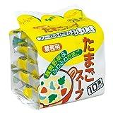 丸美屋 フリーズドライ たまごスープ 10個パック 7gX10袋