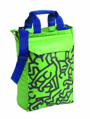 Dometic Waeco Mobicool 9105302753Promenade Bolsa de frío Pop Art, diseño de Keith Haring 14L