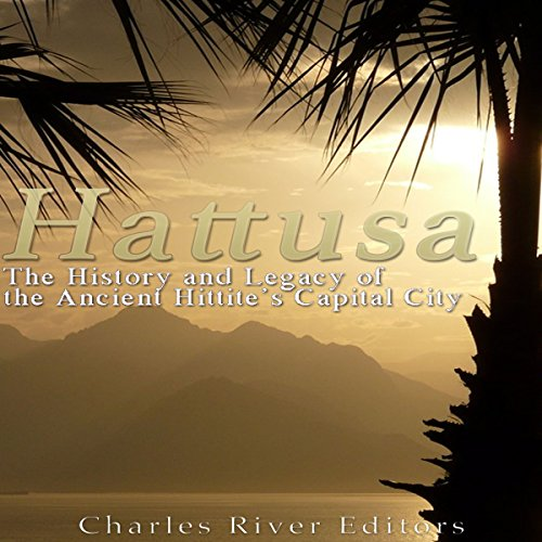 Hattusa audiobook cover art