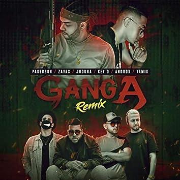 Ganga (Remix) [feat. Zayas, Androx, Key D, Jhouna & Yamix]