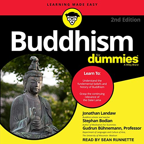 Buddhism for Dummies, 2nd Edition cover art