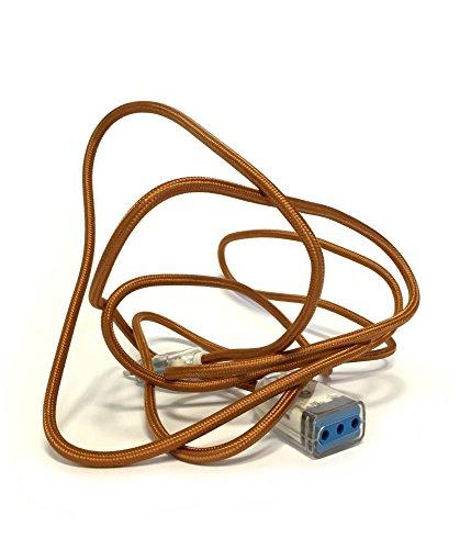 Merlotti elektrische verlenging met kabel H03VV-F 3x0.75 3 m Whiskey