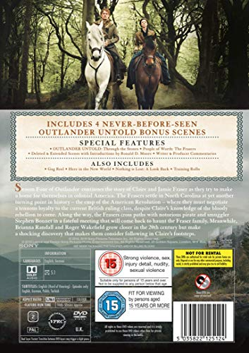 Outlander - Season 4 [DVD] [2018]