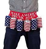 Novelty Beverage Holder Beer Belt (Drunk Again)