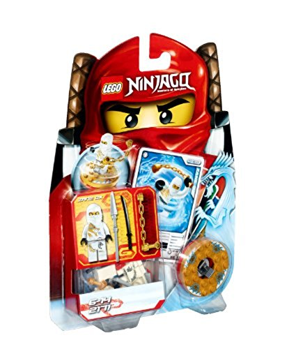 LEGO Ninjago 2171 - Zane DX