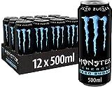 Monster Energy Drink absol utely Zero 12x500ml