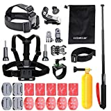 CCbetter Accessories for Gopro30-in-1 Accessories...